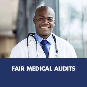 Fair Medical Audits